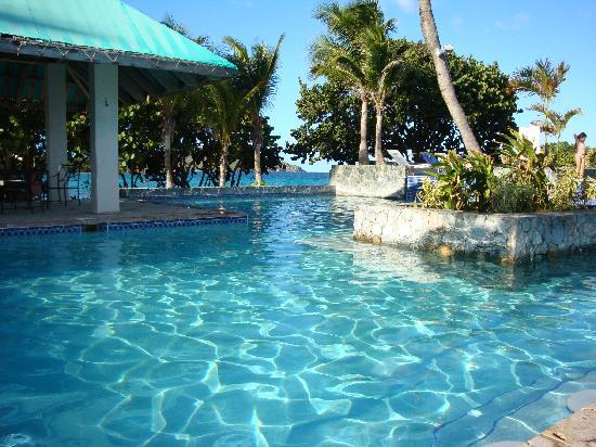 Sapphire Beach Resort Pool Picture of Sapphire Beach Resort East