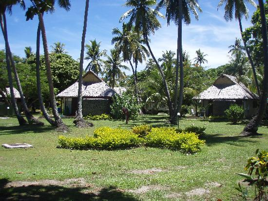 Mana Island Resort: Island Bures