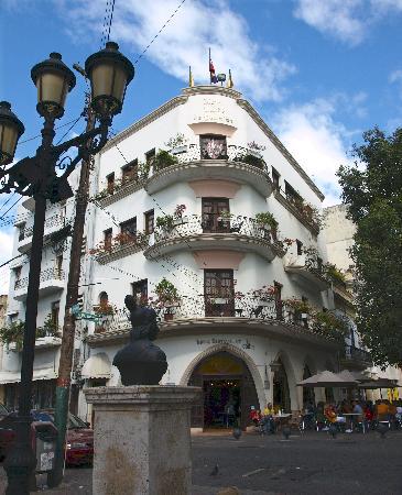 Hotel Conde de Penalba: Hotel Conde de Peñalba