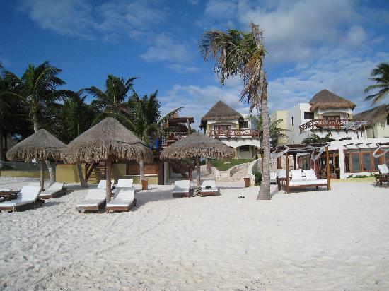 Ana y Jose Charming Hotel & Spa : view of resort