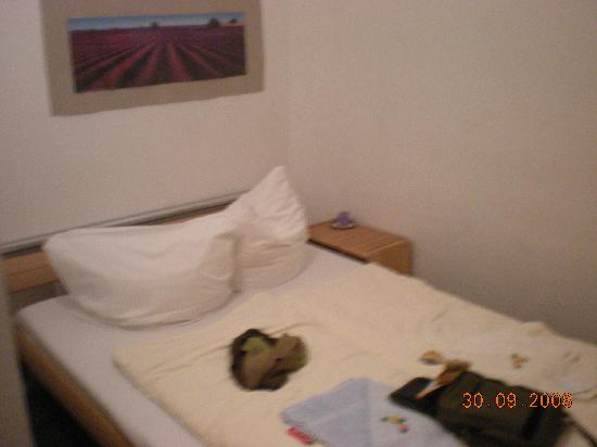BackpackerBerlin : Double room