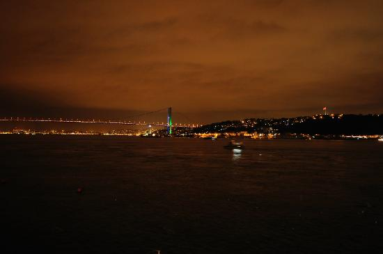 Sumahan on the Water: Blick auf Istanbul