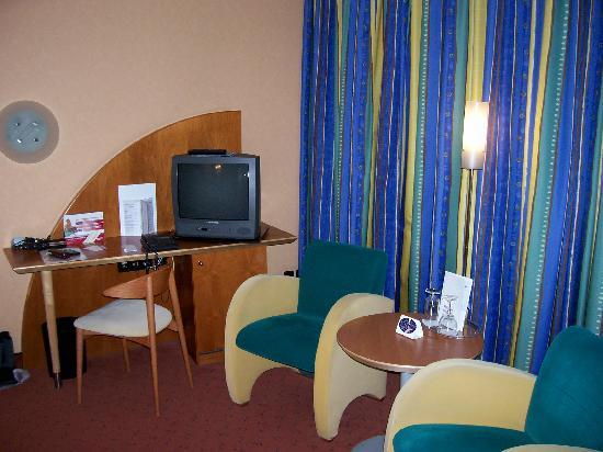 Advena Hotel Hohenzollern: room