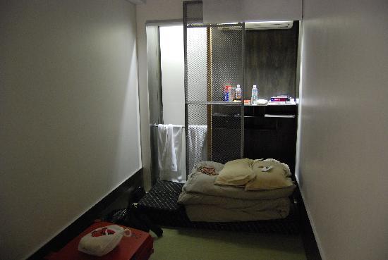 Andon Ryokan: Chambre, vue 1