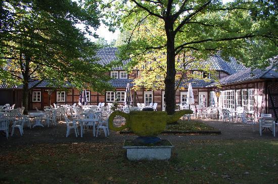 Schneverdingen, Γερμανία: BIERGARTEN