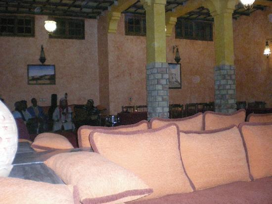 Riad Nezha: le restaurant