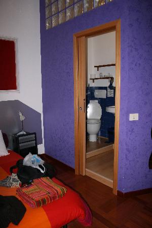 Alle Fornaci a San Pietro - Bed & Breakfast : La nostra camera con bagno interno