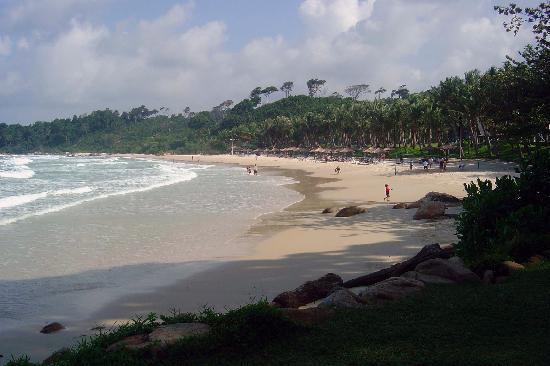 Club Med Bintan Island : The beach