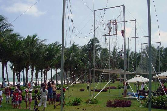 Club Med Bintan Island : Trapeze