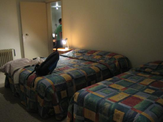 Karaka Tree Motel: room2