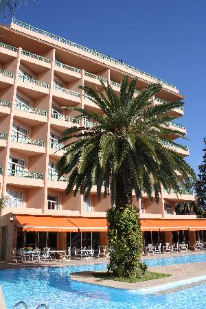 Es Saadi Marrakech Resort - Hotel: Facade de l'hotel
