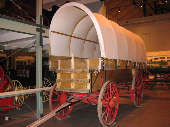 Cardston, Kanada: Un chuckwagon