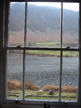 The Old Rectory on the Lake: View from Mynydd Rugog room.