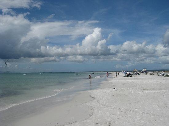 Coche Island, Venezuela: Coche Paradise - Hotel Beach