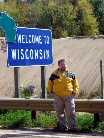 Висконсин: Wisconsin Welcome