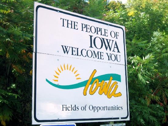 Iowa Welcome