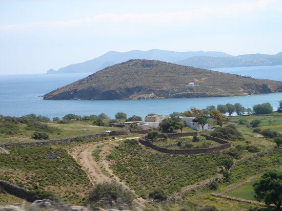 Patmos, Greece: Panorama
