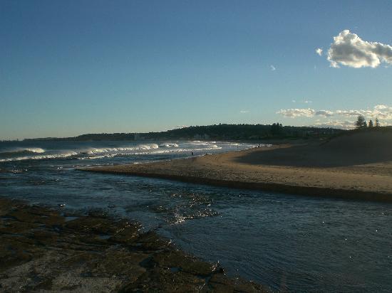 NRMA Sydney Lakeside Holiday Park: Beach