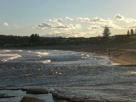 NRMA Sydney Lakeside Holiday Park: beach2