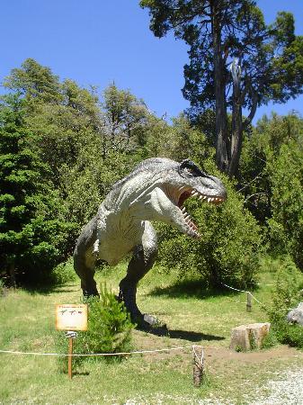 Parque Nahuelito: Tyrannosaurus rex