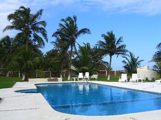Monte Gordo, Mexico: pool