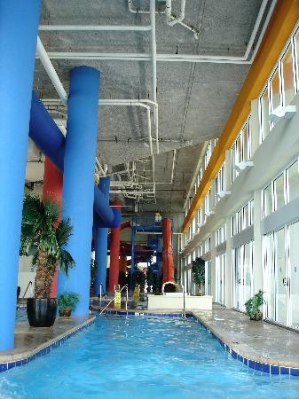 Dunes Village Resort Neat And Clean Indoor Water Park