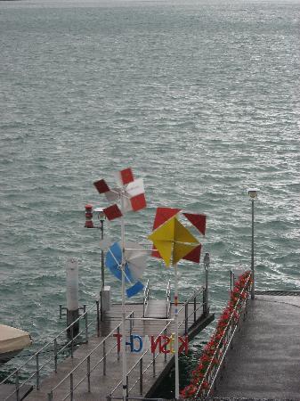 Romantik Seehotel Sonne: Ferry Stop