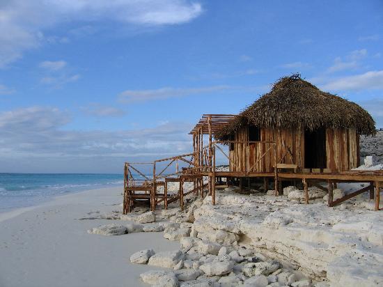 New beach hut at the S...