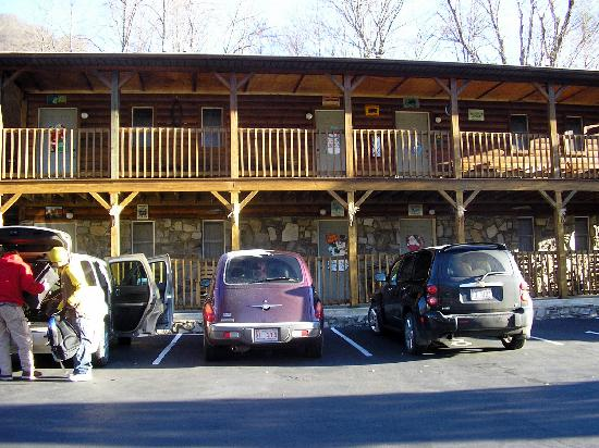 Maggie Valley, NC: Stoney Creek Motel