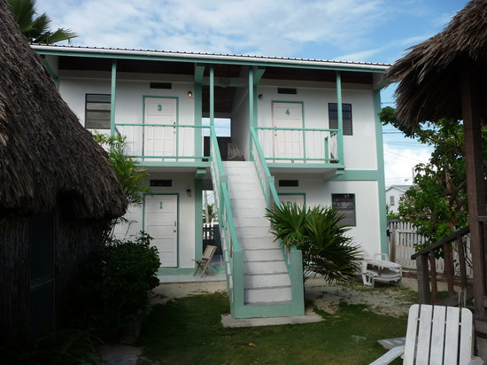 Hotel del Rio: casa blanca