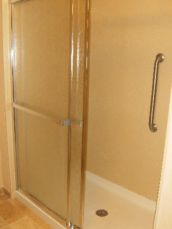 Hampton Inn Jacksonville-I-295 East/Baymeadows: Shower