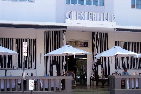 Chesterfield Hotel Miami Beach Fl