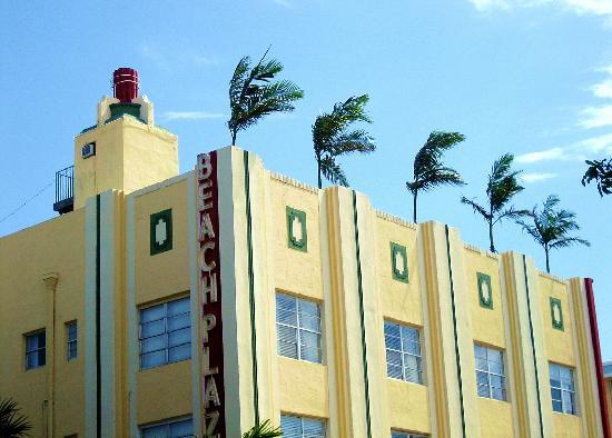 The Beach Plaza Hotel Building