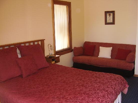 Hunter Valley Bed & Breakfast: OUR BEDROOM