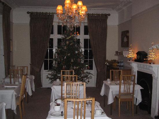 Haytor Hotel: Dining Room