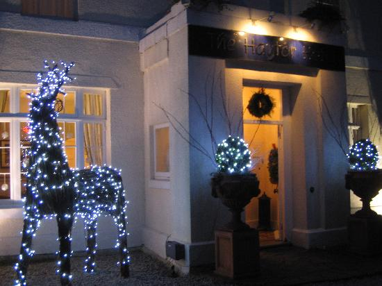 Haytor Hotel: Dressed for Christmas