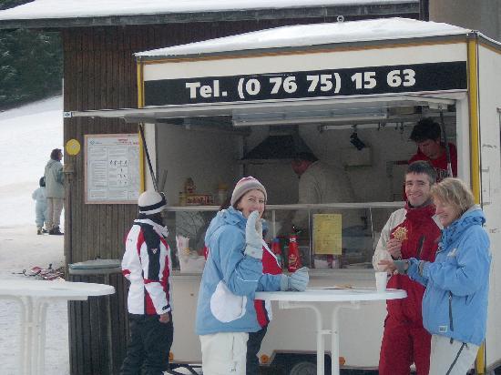 Gästehaus Grünenberg: pitstop at Menzenschwand
