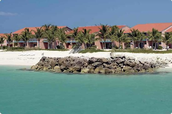Bimini Sands Resort and Marina : Beach