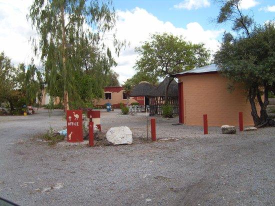 Photo of Maori Camp Site Grootfontein