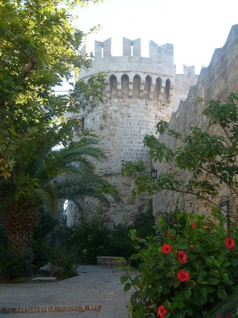 Rhodos, Griekenland: old city
