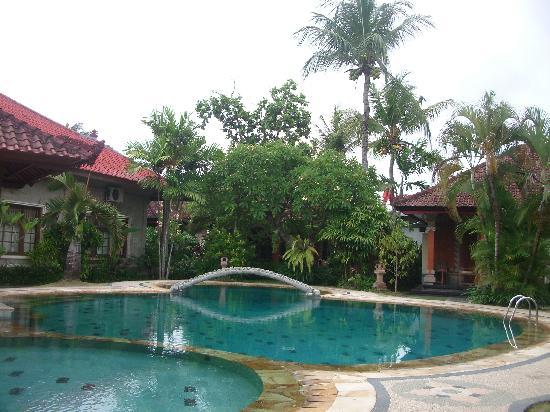 Sukun Bali Cottages: pool