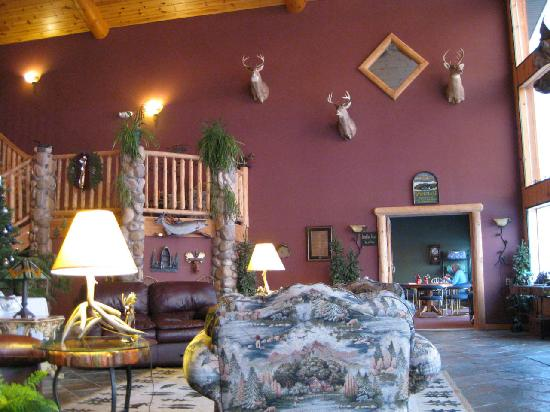 Crooked River Lodge: Lobby 2