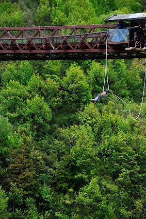 AJ Hackett Bungy New Zealand: Kawarau River Bungy