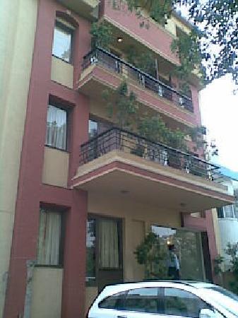Hotel Vasundra : Best Building