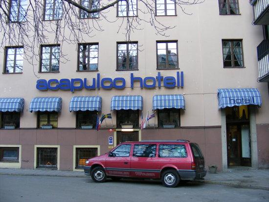 Acapulco Hotel: L'hotel
