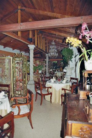 Cotacachi, Ecuador: Dinner room