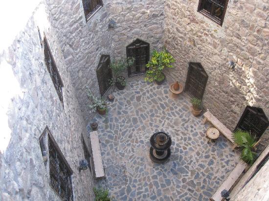 Riad Imlil : Courtyard