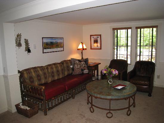 Pine Lodge Condominiums : Living Room