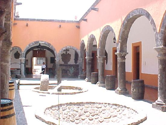 Tequila Museum in Tequila