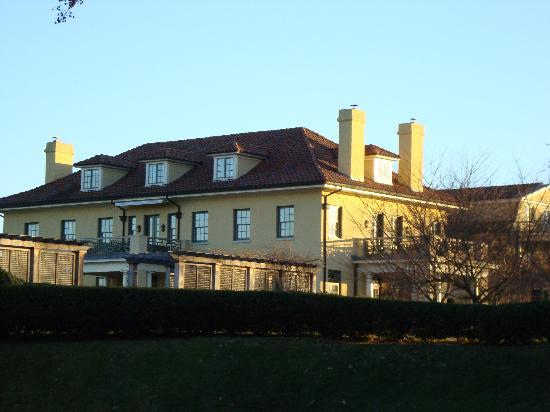 Keswick Hall: mansion
